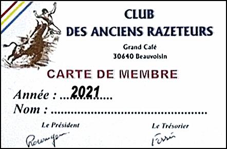 Carte Arz 2021